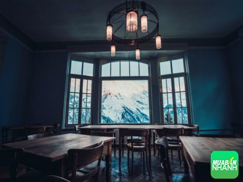 Những phong cách thiết kế quán cà phê ưa chuộng trên thế giới