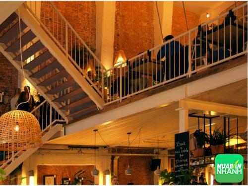 Những phong cách thiết kế quán cà phê ưa chuộng trên thế giới(2)