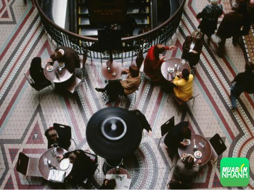 Những phong cách thiết kế quán cà phê ưa chuộng trên thế giới(3)
